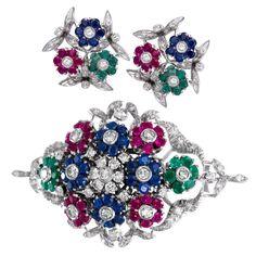 Emerald Sapphire Sets - Google Search