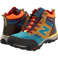 Wherever life's adventures take you, these boots have you covered. New Balance MO673
