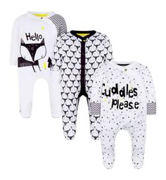 Boys Vertbaudet Babygrow 3 Months At Any Cost Boys' Clothing (newborn-5t) One-pieces