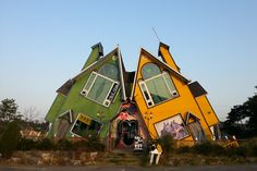 You shouldn't leave Ganghwa Island, Incheon, South Korea without visiting this bizarre yet charming Ganghwa Island cafe.