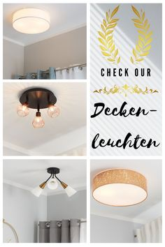 Diese glänzende Deckenleuchten mit unvergleichlicher Eleganz passen sich jedem Dekor an. Mit ihrem Design und den trendigen Farben macht sie den Raum viel schicker. Die Deckenleuchten wird das Licht in Ihrem Interieur mit unvergleichlichem Charme streuen. Designer, Ceiling Lights, Lighting, Home Decor, Glamour, Be Creative, Waiting, Decoration Home, Room Decor