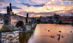 Πραγα: Ταξιδευουμε το φθινοπωρο στη Τσεχια και στον…Μεσαιωνα!