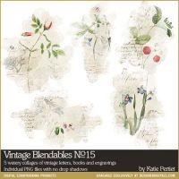 Vintage Blendables No. 15