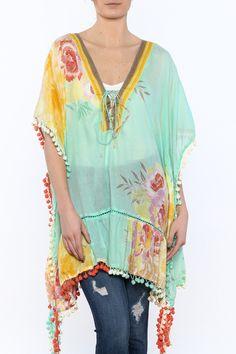 78$  Buy now - http://viqls.justgood.pw/vig/item.php?t=u40ij157378 - Oceana Tunic Cover-Up 78$