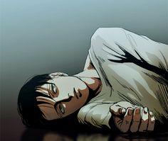 Levi Ackerman (Shingeki No Kyojin) Manga Boy, Manga Anime, Anime Art, Levi Ackerman, Hanji And Levi, Levi And Erwin, Attack On Titan Eren, Attack On Titan Fanart, Levi X Petra