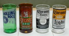 Turn Your Beer Bottles Into Glass Cups! (5 Easy Steps) - Beer, Beer bottle, Bottles, Collecting, diy, doityourself, drinking, Food and Drink Related, Glass, Recreation