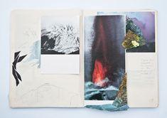 SketchBook / Iceland - elisa vendramin