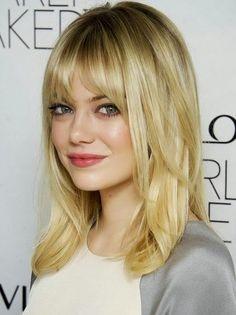 Super Haircut Long Medium Lengths And Medium Length Hairstyles On Pinterest Short Hairstyles Gunalazisus