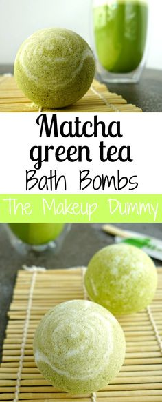 DIY Matcha green tea bath bombs with swirlsThese look AMAZING! How to make your own Matcha bath bombs with green tea! Tutorial from The Makeup DummyBubbly bath bombs cupcakes for a spa day Make and Diy Spa, Green Tea Bath, Green Tea Soap, Bath Tea, Homemade Bath Bombs, Diy Bath Bombs, Best Bath Bombs, Natural Bath Bombs, Bath Bomb Recipes