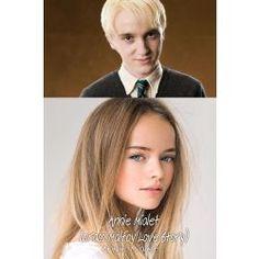 Annie Mialet (Draco Malfoy Love story)