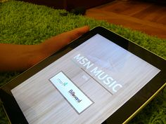 Billboard iPad App by Vladimir Kudinov, via Behance