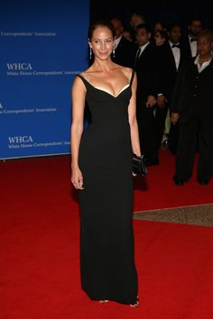 What the stars wore to the 102nd (and Obama's last) WHCD | Christy Turlington
