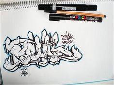 how to graffiti, graffiti alphabet letters