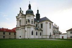 Česko, Osek - Cisterciácky klášter