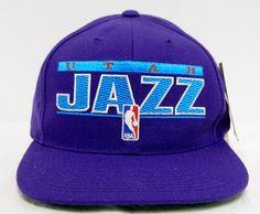 New Utah Jazz NBA Sports Specialties with Tag by BeyondLeaf #utahjazz #jazz #utah #beyondleaf #etsy #nba #basketball #sports #court