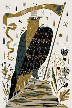 King Hawk by Alberto Cerriteño
