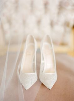 Beautiful sheer white wedding shoes Pinned from: www. , Beautiful sheer white wedding shoes Pinned from: www. White Wedding Shoes, Wedding Heels, Wedding Ring, Wedding Table, Wedding Engagement, Wedding Hair, Bridal Hair, Peep Toes, Shoes 2018
