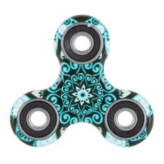 Plastic ABS EDC Fidgets Hand Spinner For Autism and ADHD Children Adults Focus Keep Hands Busy Tri-Spinner Finger Top Toy j2