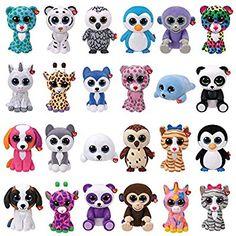 Amazon.com: TY Beanie Boos - Mini Boo Figures - BLIND BOX (1 random character)(2 inch): Toys & Games