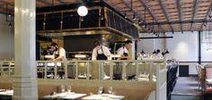Chiltern Firehouse wins Tatler's Restaurant of the Year 2014