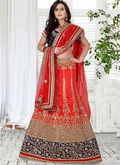 Angelnx on pinterest mirror work half saree and party wear sarees