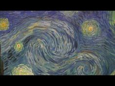 A classic and one of the favorites. MoMA: Vincent van Gogh. The Starry Night. 1889