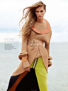 visual optimism; fashion editorials, shows, campaigns & more!: storstilat: emmy rappe and stina olsson by john scarisbrick for elle sweden s...