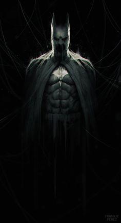 Batman by Frankie Perez