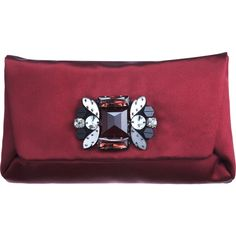 Lanvin Mai-Thai Evening Clutch ($749) ❤ liked on Polyvore featuring bags, handbags, clutches, lanvin, special occasion clutches, lanvin purse, red handbags, red evening purse and holiday purses