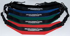 OPTech Pro Camera Strap (I like the blue one!)