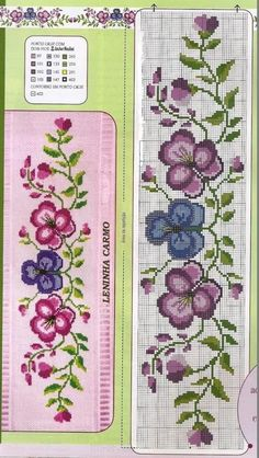 Thrilling Designing Your Own Cross Stitch Embroidery Patterns Ideas. Exhilarating Designing Your Own Cross Stitch Embroidery Patterns Ideas. Free Cross Stitch Charts, Cross Stitch Bookmarks, Cross Stitch Borders, Cross Stitch Rose, Cross Stitch Flowers, Cross Stitch Designs, Cross Stitching, Cross Stitch Embroidery, Embroidery Patterns