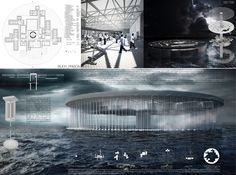 [AC-CA] International Architectural Competition - Concours d'Architecture | [PACIFIC] Ocean Platform Prison