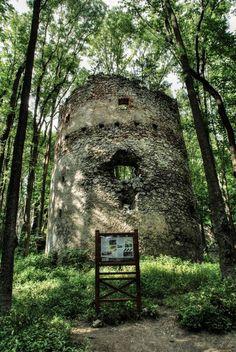 hrad Dobrá voda -Malé Karpaty