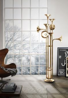 BOTTI | FLOOR LAMP | DELIGHTFULL - UNIQUE LAMPS