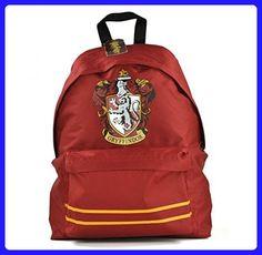 Rucksack - Harry Potter (Gryffindor Crest) - Shoulder bags (*Amazon Partner-Link)