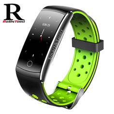 Digital Watches Rollstimi Smart Watches Men Waterproof Sports Smart Wristband Fitness Tracker Calories Blood Pressure Monitor Relogio Masculino
