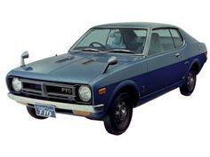 Mitsubishi Galant Coupe FTO '11.1971–02.1973