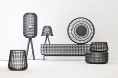 Dami furniture from designer Seung-Yong Song.