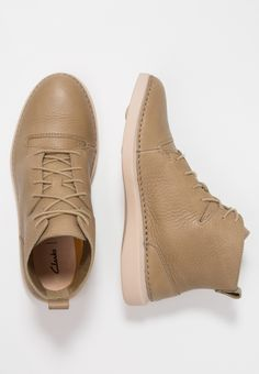 8a55a54a724 Clarks HALE RISE - Boots à talons - sandstone - ZALANDO.FR
