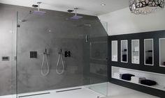 Waterdicht gestukte Beal badkamers | M.v.H.