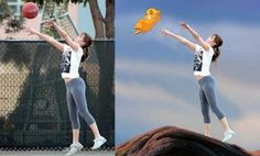 Looks like this Oscar winner is trying to addbasketball player to her resume! Thanks to Photoshop and some super creative Internet users, Jennifer Lawrence is the latest contender in an epic Photoshop battle. An older photo of the Hunger Games actressplaying an innocent game of basketball recently resurfaced online, which promptedReddit userZotux to start theultimatePhotoshop …
