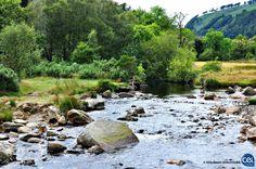 Séjour linguistique en Irlande avec le CEI  #Irlande #Ireland #Europe #CEI #voyage #travel #colonie #sejourlinguistique #holiday #nature #river #water #calm #Arklow