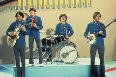 The Monkees.  http://www.monkees.net/