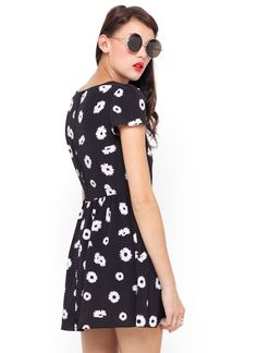 Toppy Dress Daisy Back 12 - pictures, photos, images
