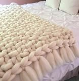 Throw blanket, Seed pattern