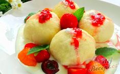 Slovak Recipes, Healthy Diet Recipes, Fruit Salad, Health Tips, Food And Drink, Cooking, Pies, Kuchen, Diet Recipes