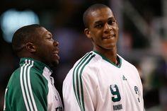 Rajon Rondo - Orlando Magic v Boston Celtics , Game 4