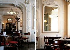 THE COUNTRY CORNER: I CAFFE' STORICI DI TRIESTE