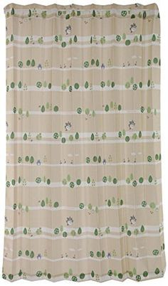 Curtains Ideas accordion curtain : Details about Forest Of My Neighbor Totoro Cafe Curtain Totoro Acorn