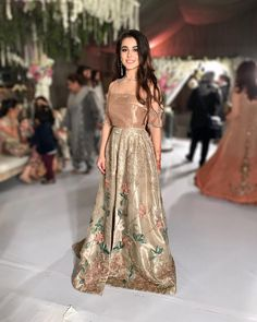 Made to order We are open for orders for Casuals, party wears, bride and groom& outfits. Jewellery , shoes and accessories can be… Walima Dress, Pakistani Formal Dresses, Pakistani Wedding Outfits, Pakistani Dress Design, Indian Dresses, Shadi Dresses, Wedding Dresses For Girls, Party Wear Dresses, Red Lehenga